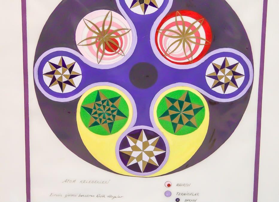 #134 Demokritos – Atom Kelebekleri