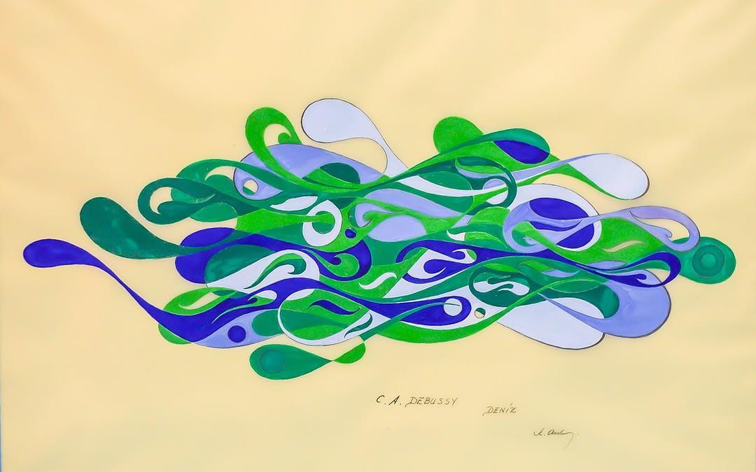 #140 Claude Achille Debussy