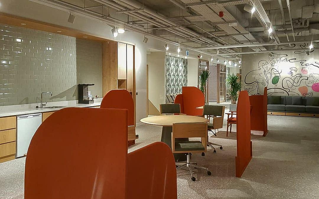 Kolektif House Maslak 42 Vodafone IT Ofisleri