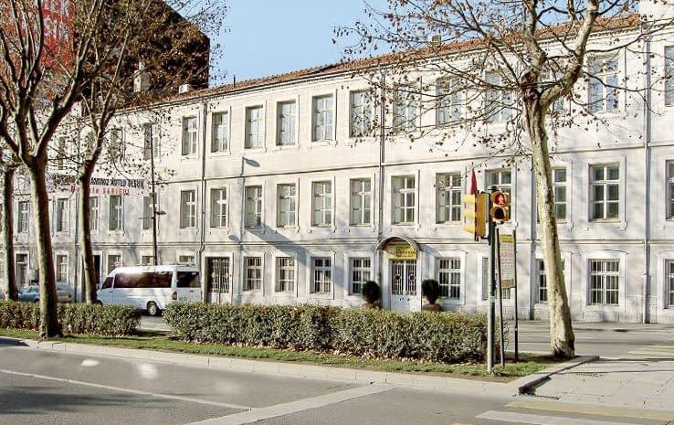 Notre Dame De Sion Lisesi – İdari Bina Restorasyonu