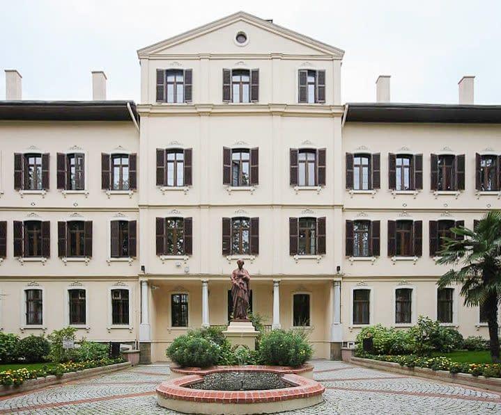 Saint Joseph Lisesi – Restorasyon ve Renovasyon