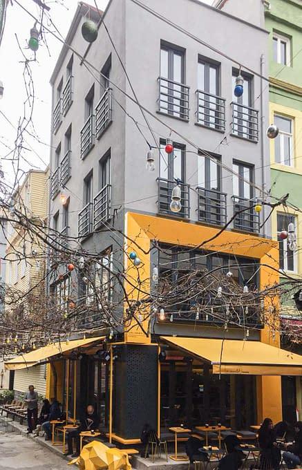 Artika-Mimarlık-Bina-Karaköy